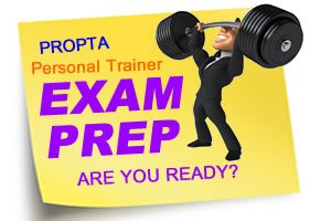 Personal Trainer Test Preparation Flash Cards