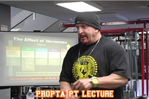 Personal Trainer Video Lectures Course