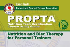 Nutrition Tech Certification (International)