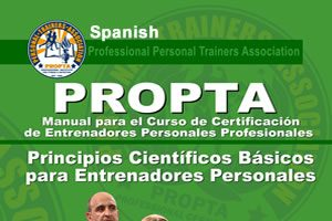 Personal Trainer Academy (3 Sessions) Spanish