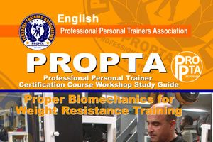 Personal Trainer Proper Biomechanics Study Guide