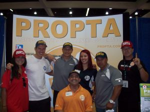 PROPTA LA Convention Center 8-12-2011