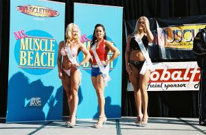 Miss Muscle Beach Las Vegas 2004