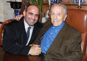 Joe Weider & Joe Antouri