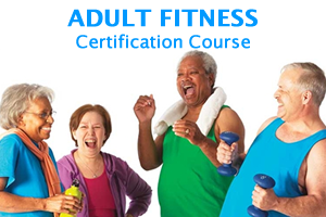 Older Adults Fitness Certification (Academy 3 Sessions)