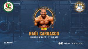 PROPTA Webinar - Module 4 - Raul Carrasco