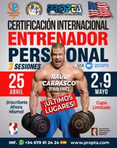 Conferencia del Entrenador Personal - ESPANOL
