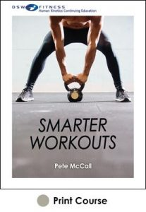 Smarter Workouts With CE Exam