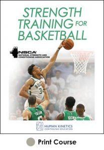 Strength Training for Basketball Print CE Course