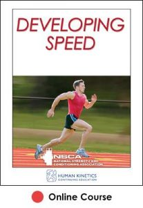 Developing Speed Online CE Course