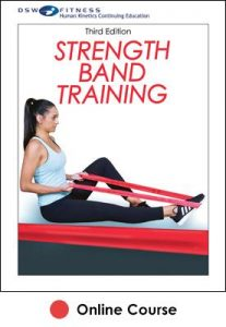 Strength Band Training Ebook With CE Exam-3rd Edition