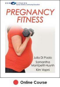 Pregnancy Fitness Ebook With CE Exam