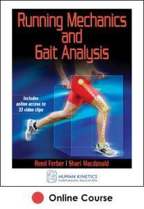 Running Mechanics and Gait Analysis Online CE Course