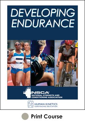 Developing Endurance Print CE Course