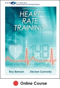 Heart Rate Training Ebook With CE Exam-2nd Edition