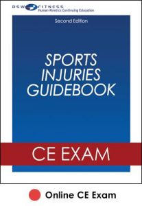 Sports Injuries Guidebook Online CE Exam-2nd Edition