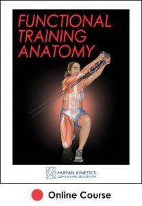 Functional Training Anatomy Ebook With CE Exam