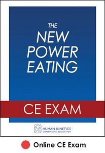 New Power Eating Online CE Exam, The