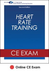 Heart Rate Training Online CE Exam-2nd Edition