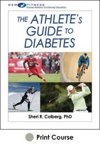 Athlete's Guide to Diabetes With CE Exam, The