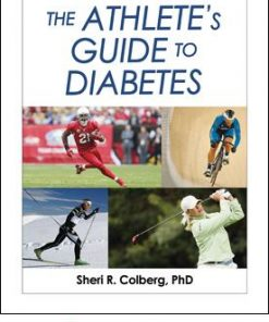 Athlete's Guide to Diabetes Ebook With CE Exam, The