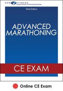 Advanced Marathoning Online CE Exam-3rd Edition