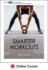 Smarter Workouts Ebook With CE Exam