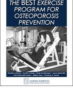 BEST Exercise Program for Osteoporosis Prevention Print CE Crs 4E