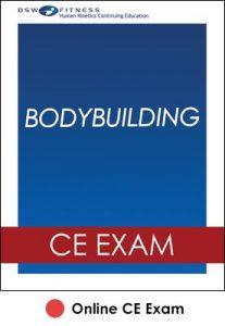 Bodybuilding Online CE Exam