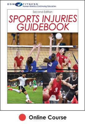 Sports Injuries Guidebook Ebook With CE Exam-2nd Edition